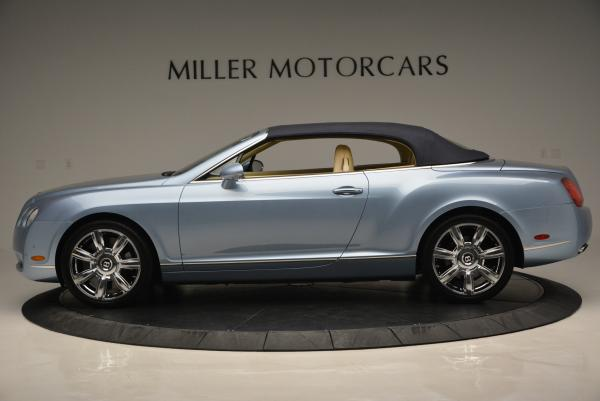 Used 2007 Bentley Continental GTC for sale Sold at Rolls-Royce Motor Cars Greenwich in Greenwich CT 06830 15