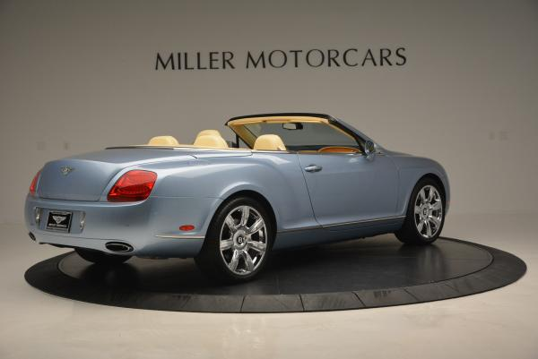 Used 2007 Bentley Continental GTC for sale Sold at Rolls-Royce Motor Cars Greenwich in Greenwich CT 06830 8