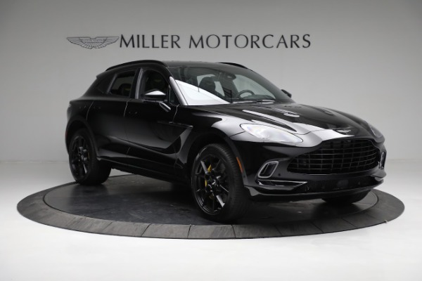 New 2021 Aston Martin DBX for sale $209,686 at Rolls-Royce Motor Cars Greenwich in Greenwich CT 06830 10