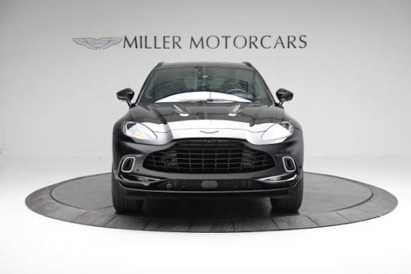 New 2021 Aston Martin DBX for sale $209,686 at Rolls-Royce Motor Cars Greenwich in Greenwich CT 06830 11