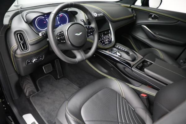 New 2021 Aston Martin DBX for sale $209,686 at Rolls-Royce Motor Cars Greenwich in Greenwich CT 06830 13