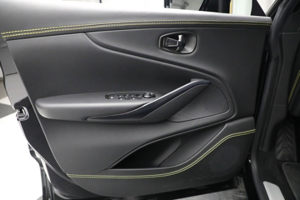 New 2021 Aston Martin DBX for sale $209,686 at Rolls-Royce Motor Cars Greenwich in Greenwich CT 06830 17