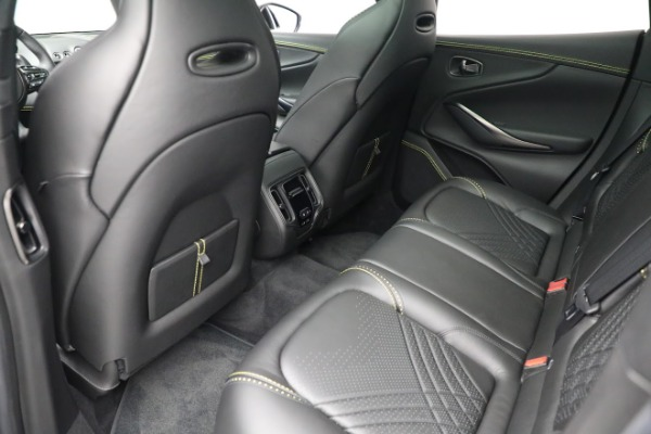 New 2021 Aston Martin DBX for sale $209,686 at Rolls-Royce Motor Cars Greenwich in Greenwich CT 06830 18