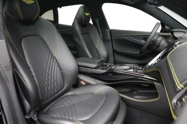 New 2021 Aston Martin DBX for sale $209,686 at Rolls-Royce Motor Cars Greenwich in Greenwich CT 06830 21