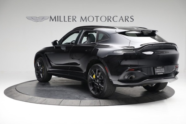 New 2021 Aston Martin DBX for sale $209,686 at Rolls-Royce Motor Cars Greenwich in Greenwich CT 06830 4