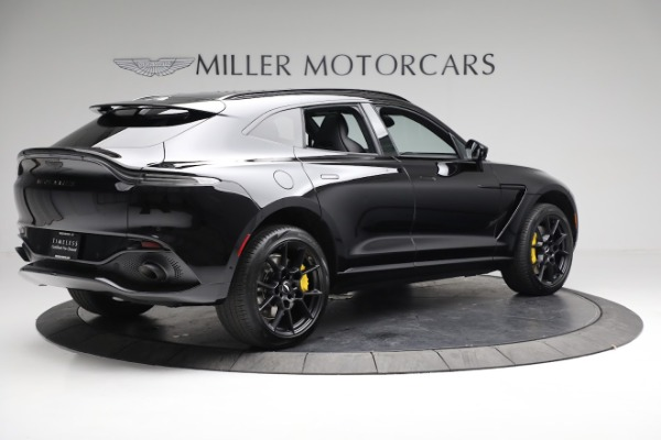 New 2021 Aston Martin DBX for sale $209,686 at Rolls-Royce Motor Cars Greenwich in Greenwich CT 06830 7