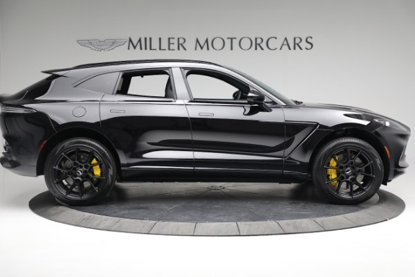 New 2021 Aston Martin DBX for sale $209,686 at Rolls-Royce Motor Cars Greenwich in Greenwich CT 06830 8