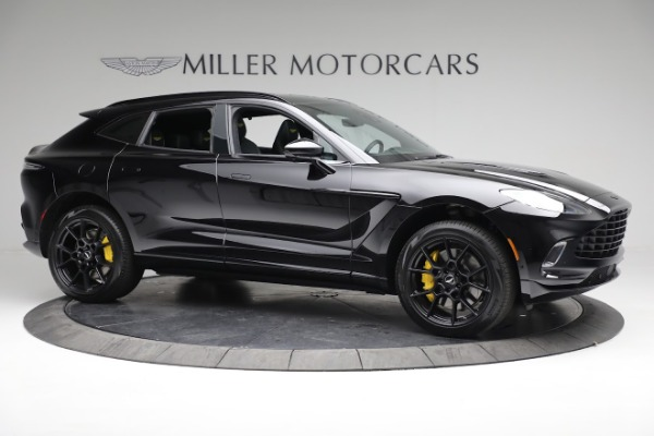 New 2021 Aston Martin DBX for sale $209,686 at Rolls-Royce Motor Cars Greenwich in Greenwich CT 06830 9