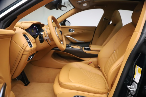 New 2021 Aston Martin DBX for sale $214,986 at Rolls-Royce Motor Cars Greenwich in Greenwich CT 06830 10