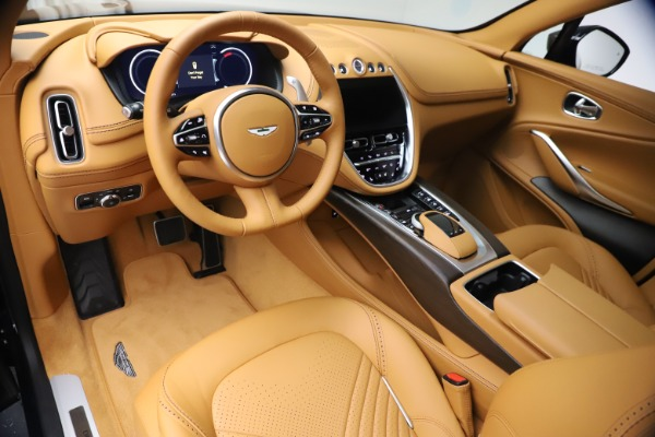 New 2021 Aston Martin DBX for sale $214,986 at Rolls-Royce Motor Cars Greenwich in Greenwich CT 06830 11