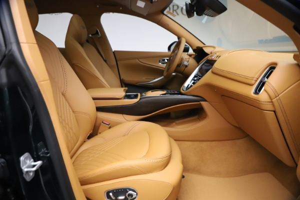 New 2021 Aston Martin DBX for sale $214,986 at Rolls-Royce Motor Cars Greenwich in Greenwich CT 06830 17