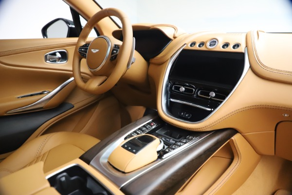 New 2021 Aston Martin DBX for sale $214,986 at Rolls-Royce Motor Cars Greenwich in Greenwich CT 06830 18