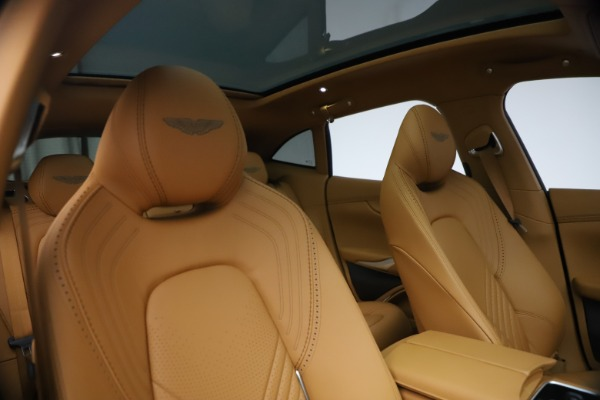 New 2021 Aston Martin DBX for sale $214,986 at Rolls-Royce Motor Cars Greenwich in Greenwich CT 06830 19