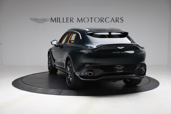 New 2021 Aston Martin DBX for sale $214,986 at Rolls-Royce Motor Cars Greenwich in Greenwich CT 06830 4