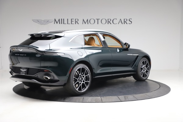 New 2021 Aston Martin DBX for sale $214,986 at Rolls-Royce Motor Cars Greenwich in Greenwich CT 06830 7