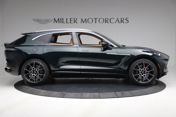 New 2021 Aston Martin DBX for sale $214,986 at Rolls-Royce Motor Cars Greenwich in Greenwich CT 06830 8