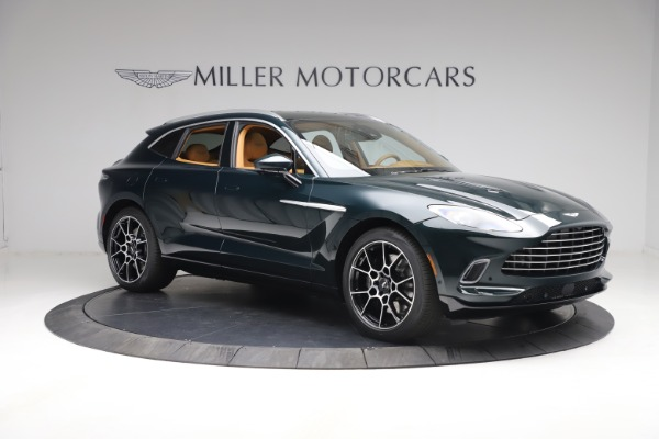New 2021 Aston Martin DBX for sale $214,986 at Rolls-Royce Motor Cars Greenwich in Greenwich CT 06830 9