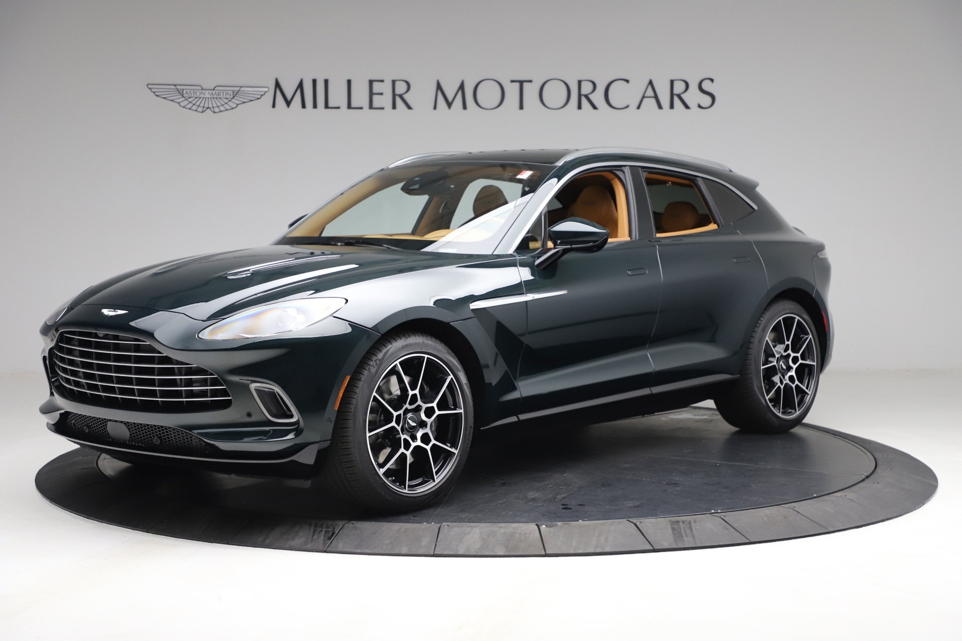 New 2021 Aston Martin DBX for sale $214,986 at Rolls-Royce Motor Cars Greenwich in Greenwich CT 06830 1