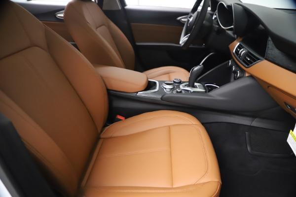 New 2021 Alfa Romeo Giulia Q4 for sale $48,535 at Rolls-Royce Motor Cars Greenwich in Greenwich CT 06830 23