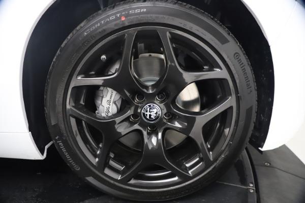 New 2021 Alfa Romeo Giulia Q4 for sale $48,535 at Rolls-Royce Motor Cars Greenwich in Greenwich CT 06830 28