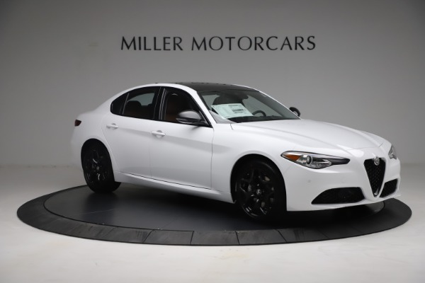 New 2021 Alfa Romeo Giulia Q4 for sale Sold at Rolls-Royce Motor Cars Greenwich in Greenwich CT 06830 10