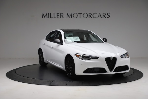 New 2021 Alfa Romeo Giulia Q4 for sale Sold at Rolls-Royce Motor Cars Greenwich in Greenwich CT 06830 11