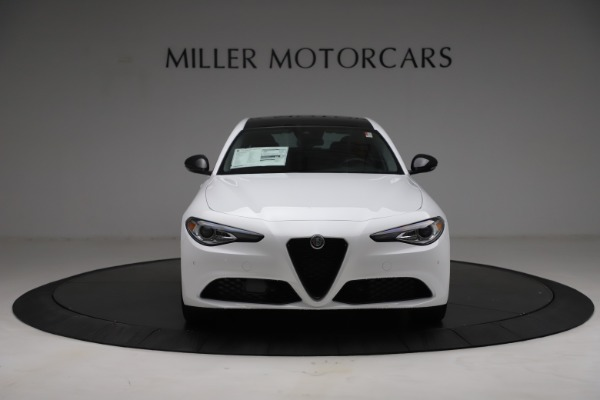 New 2021 Alfa Romeo Giulia Q4 for sale Sold at Rolls-Royce Motor Cars Greenwich in Greenwich CT 06830 12