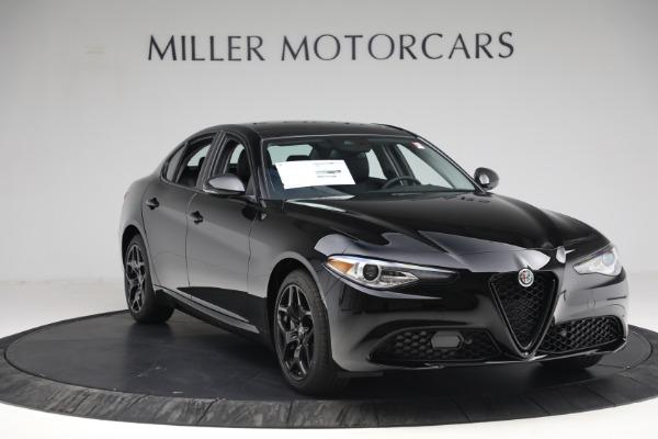 New 2021 Alfa Romeo Giulia Q4 for sale $48,535 at Rolls-Royce Motor Cars Greenwich in Greenwich CT 06830 11