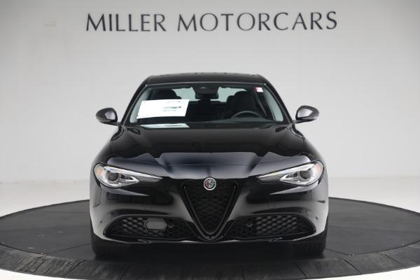 New 2021 Alfa Romeo Giulia Q4 for sale $48,535 at Rolls-Royce Motor Cars Greenwich in Greenwich CT 06830 12