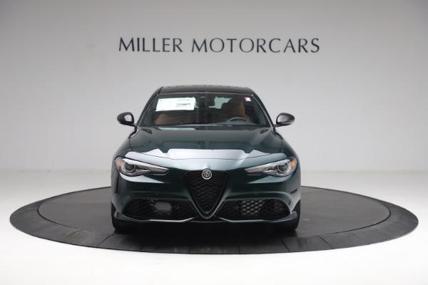 New 2021 Alfa Romeo Giulia Ti Sport Q4 for sale $54,050 at Rolls-Royce Motor Cars Greenwich in Greenwich CT 06830 12