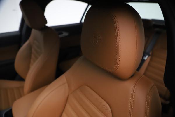 New 2021 Alfa Romeo Giulia Ti Sport Q4 for sale $54,050 at Rolls-Royce Motor Cars Greenwich in Greenwich CT 06830 15