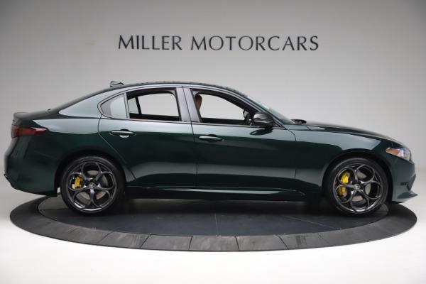 New 2021 Alfa Romeo Giulia Ti Sport Q4 for sale $54,050 at Rolls-Royce Motor Cars Greenwich in Greenwich CT 06830 9