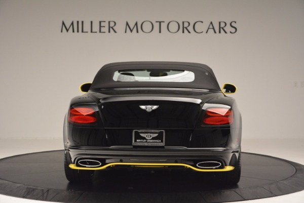 New 2017 Bentley Continental GT Speed Black Edition Convertible for sale Sold at Rolls-Royce Motor Cars Greenwich in Greenwich CT 06830 15
