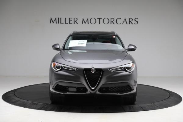 New 2021 Alfa Romeo Stelvio Q4 for sale $50,445 at Rolls-Royce Motor Cars Greenwich in Greenwich CT 06830 12