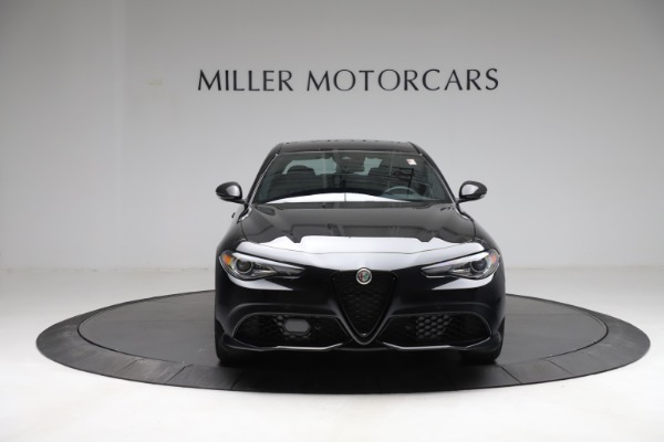 New 2021 Alfa Romeo Giulia Ti Sport Q4 for sale Call for price at Rolls-Royce Motor Cars Greenwich in Greenwich CT 06830 14