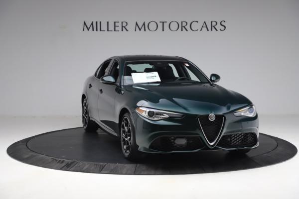 New 2021 Alfa Romeo Giulia Ti Sport Q4 for sale Sold at Rolls-Royce Motor Cars Greenwich in Greenwich CT 06830 11