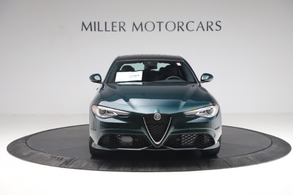 New 2021 Alfa Romeo Giulia Ti Sport Q4 for sale Sold at Rolls-Royce Motor Cars Greenwich in Greenwich CT 06830 12
