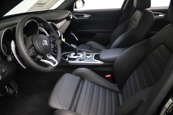 New 2021 Alfa Romeo Giulia Ti Sport Q4 for sale Sold at Rolls-Royce Motor Cars Greenwich in Greenwich CT 06830 13