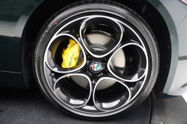New 2021 Alfa Romeo Giulia Ti Sport Q4 for sale Sold at Rolls-Royce Motor Cars Greenwich in Greenwich CT 06830 26