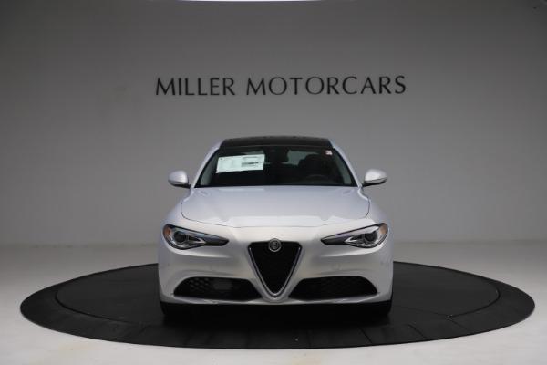 New 2021 Alfa Romeo Giulia Q4 for sale $48,245 at Rolls-Royce Motor Cars Greenwich in Greenwich CT 06830 13
