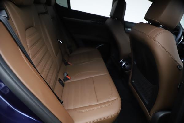 New 2021 Alfa Romeo Stelvio Ti Sport Q4 for sale $55,700 at Rolls-Royce Motor Cars Greenwich in Greenwich CT 06830 24