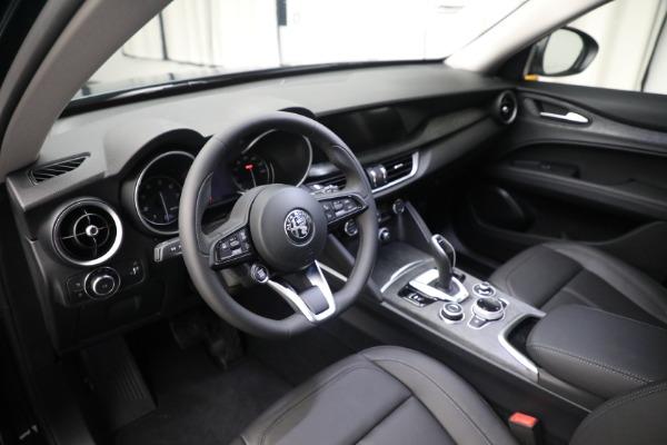 New 2021 Alfa Romeo Stelvio Q4 for sale $50,445 at Rolls-Royce Motor Cars Greenwich in Greenwich CT 06830 16