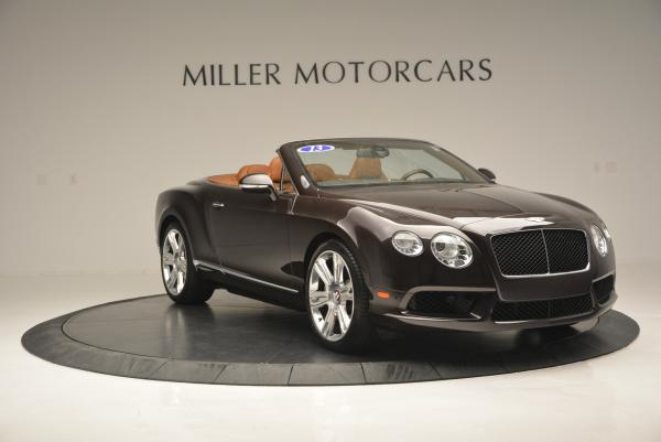 Used 2013 Bentley Continental GTC V8 for sale Sold at Rolls-Royce Motor Cars Greenwich in Greenwich CT 06830 11