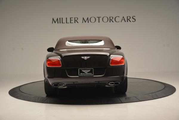 Used 2013 Bentley Continental GTC V8 for sale Sold at Rolls-Royce Motor Cars Greenwich in Greenwich CT 06830 19