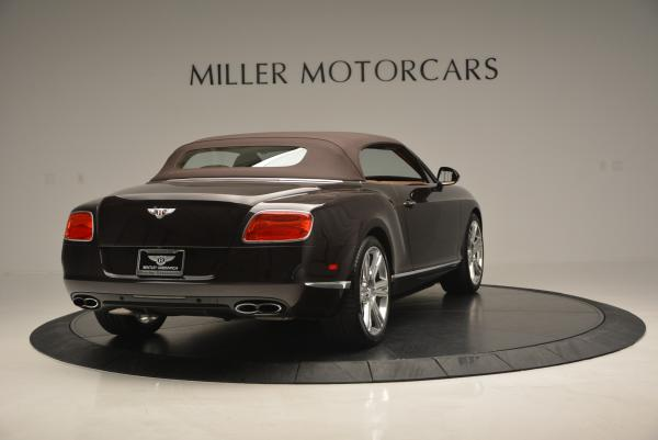 Used 2013 Bentley Continental GTC V8 for sale Sold at Rolls-Royce Motor Cars Greenwich in Greenwich CT 06830 20