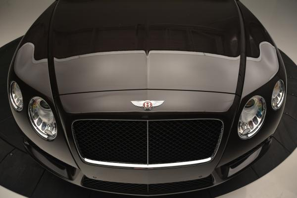 Used 2013 Bentley Continental GTC V8 for sale Sold at Rolls-Royce Motor Cars Greenwich in Greenwich CT 06830 25