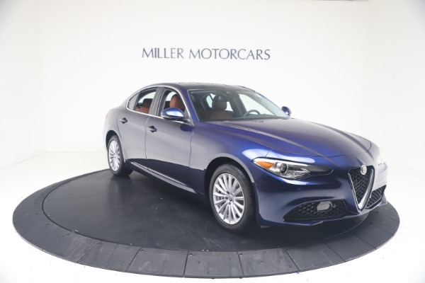 New 2021 Alfa Romeo Giulia Q4 for sale Call for price at Rolls-Royce Motor Cars Greenwich in Greenwich CT 06830 11