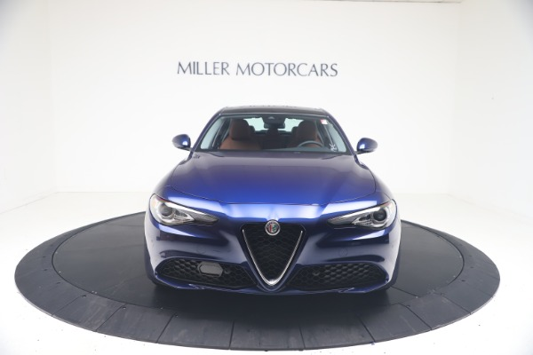 New 2021 Alfa Romeo Giulia Q4 for sale Call for price at Rolls-Royce Motor Cars Greenwich in Greenwich CT 06830 12