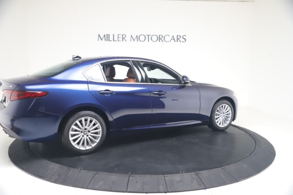 New 2021 Alfa Romeo Giulia Q4 for sale Call for price at Rolls-Royce Motor Cars Greenwich in Greenwich CT 06830 8