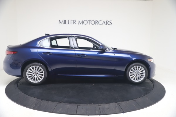 New 2021 Alfa Romeo Giulia Q4 for sale Call for price at Rolls-Royce Motor Cars Greenwich in Greenwich CT 06830 9
